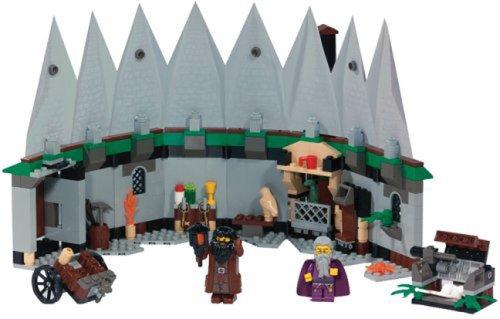 LEGO Harry Potter 4707: Hagrids Hut