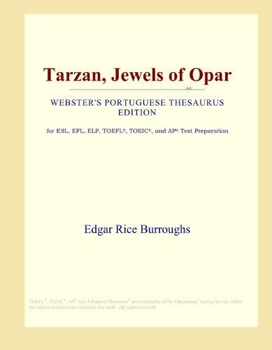 tarzan-jewels-of-opar-websters-portuguese-thesaurus-edition