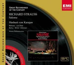 Strauss: Salome (Great Recordings of the Century)