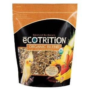 Cheap eCotrition Organic Cockatiel Bird Food Case (P-84030)