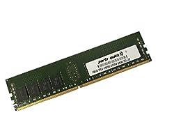 16GB Memory for ASUS ESC8000 G3 Server (Z10PG-D24) DDR4 PC4-2400 Registered DIMM (PARTS-QUICK BRAND)