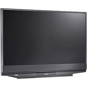 sale mitsubishi wd 57731 57 inch 1080p dlp hdtv premium tv. Black Bedroom Furniture Sets. Home Design Ideas