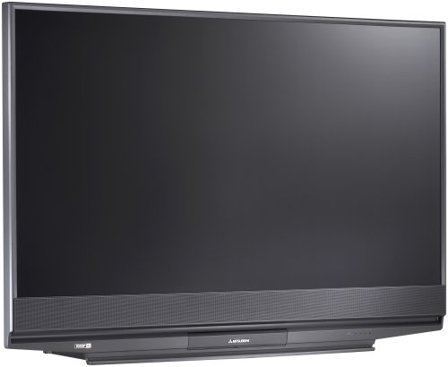mitsubishi projection tv