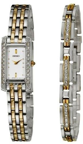 Seiko Bracelet Women's Quartz Watch SUJG57