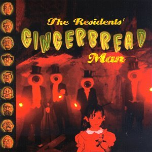 "Cover of ""Gingerbread Man"""