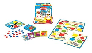 Richard Scarry Travel Cube