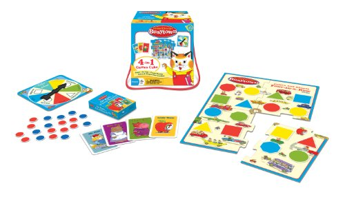 Richard Scarry Travel Cube - 1