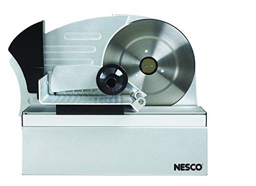 Nesco FS-10 Food Slicer, 200-watt, Silver