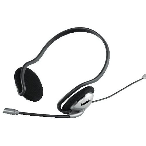 Hama Multimedia Behind Neck Headset CS-499, Stereo