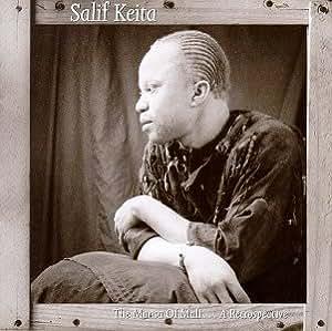 Salif Keita Mansa Of Mali Retrospective Amazon Com Music