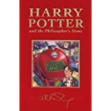 Harry Potter and the Philosopher's Stone, Deluxe British Edition ~ J. K. Rowling