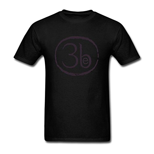 SAMJOS Men's Third Eye Blind Logo T-shirt Size XXL Black