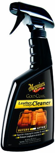 Meguiars Gold Class G18516EU Leather and Vinyl Cleaner