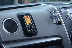 Raaisin Anti Slip Pad for Car Dashboards(Black)