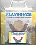 Sheena Roberts Playsongs Action Songs and Rhymes for Babies and Toddlers (Book & Cassette pack)