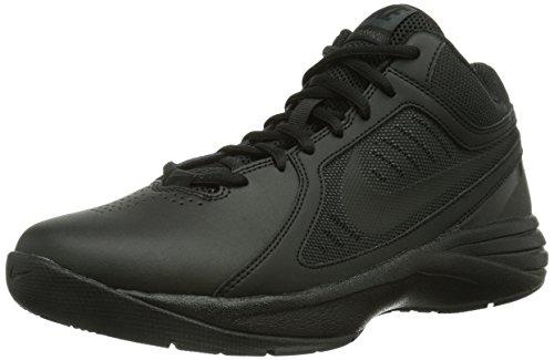 Nike - Scarpe da basket 637382/652903-001 Unisex - adulto, Nero (Schwarz (Black/Black-Anthracite)), 42