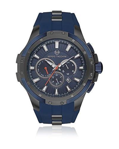 Sergio Tacchini Reloj de cuarzo Man Azul 58 mm