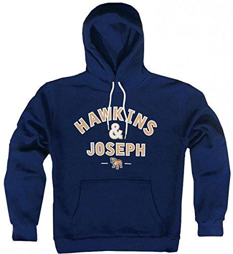 Hawkins & Joseph -  Felpa  - Uomo Blu blu navy