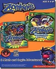 Zoombinis Mini 2 Pack