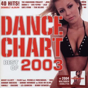 Various Artists - Dancechart: Best Of 2003 - Zortam Music