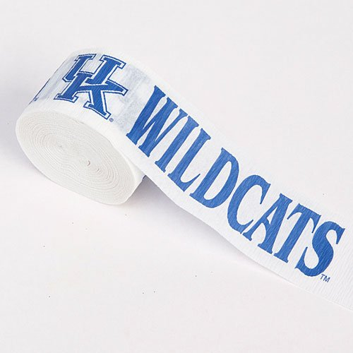 Kentucky Wildcats Logo 42' Party Streamers - 1