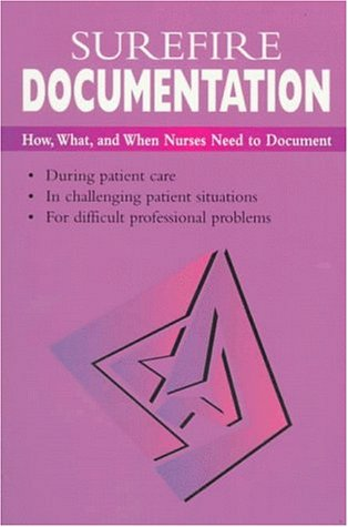 Surefire Documentation: How, What, And When Nurses Need To Document