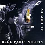 Blue Paris Nights Al Copley