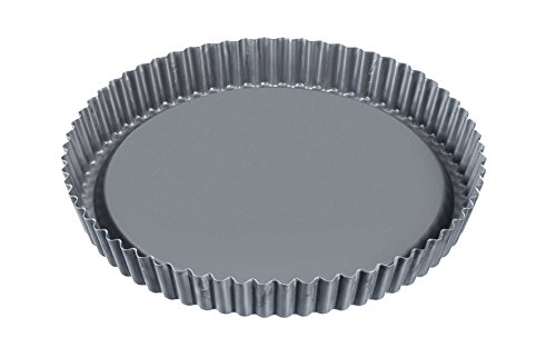 Westmark 33942260 Fruit Tart Tin Nonstick Coated Perfect for Cakes, Pies, Tarts, Flans, 11
