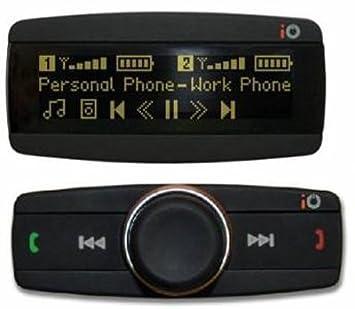 iO Play2 Kit musique mains-libres Bluetooth de voiture pour iPod et iPhone