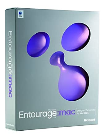 Microsoft Entourage X for Mac [OLD VERSION]