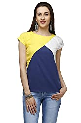 color block basic top