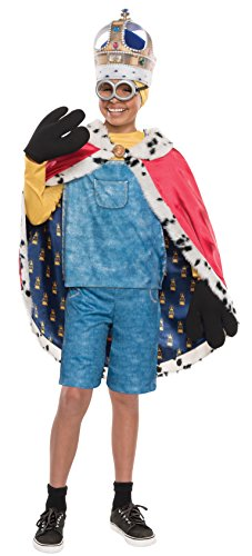 Rubie's Costume Co Men's Minion King Cape