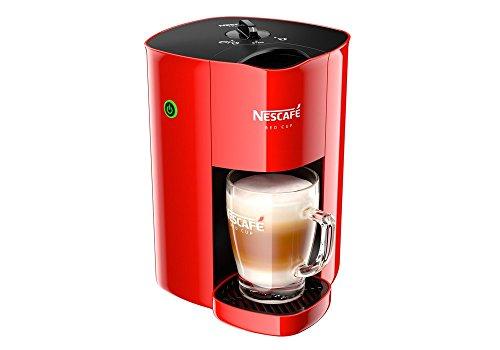 Nescafe Red Cup Coffee Machine ; 15 Bar Pump Espresso And Cappuccino Maker front-519983