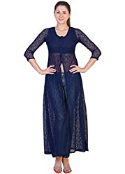 Ants Navy Netted Tunic