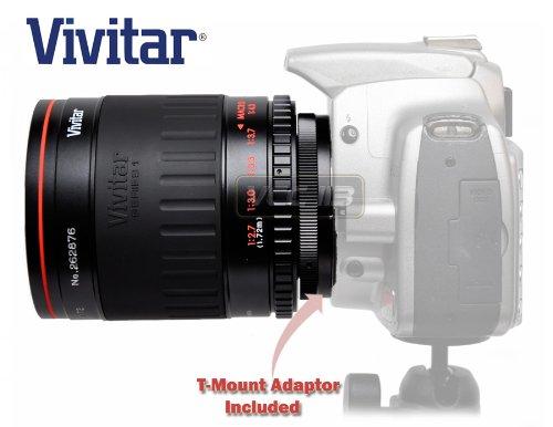 Vivitar 500Mr Lens 500 Mirror Telephoto Lens