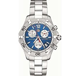 TAG Heuer Men s Aquaracer Quartz Chronograph Watch CAF1112 BA0803