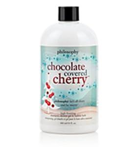 Amazon.com : Philosophy Chocolate Covered Cherry High Foaming Shampoo ...
