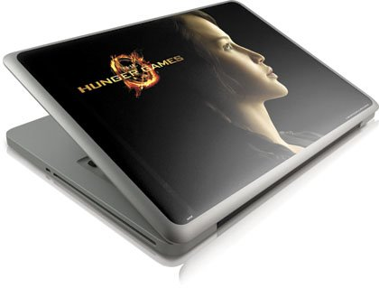 Skinit The Hunger Games -Katniss Everdeen Vinyl Laptop Skin for Apple MacBook Pro 13