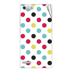 Garmor Designer Mobile Skin Sticker For Huawei Glory X1 - Mobile Sticker