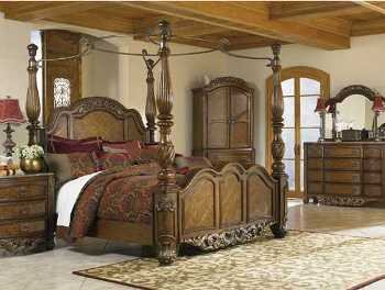 Bellissimo Queen Bedroom Set by Broyhill Furniture