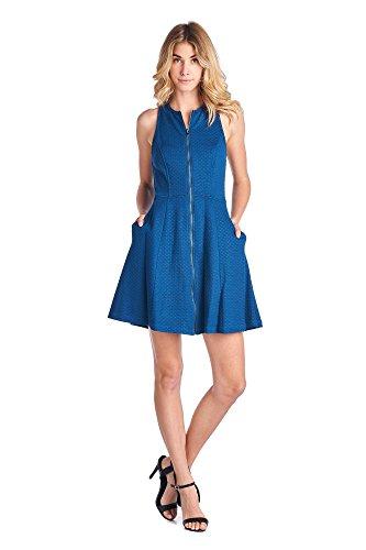 trina-turk-womens-dress-bishop-dress-blue-size-2