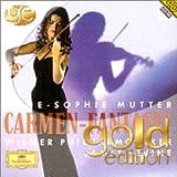 """echange, troc Anne-Sophie Mutter - Fantaisie de concert sur """"Carmen"""""""