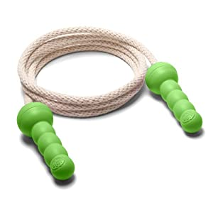 Green Toys Jump Rope, Green