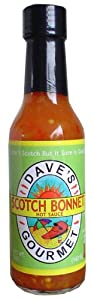 Daves Gourmet Scotch Bonnet Sauce by Dave's Gourmet