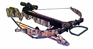 Arrow Precision Inferno Wildfire II Precision Recurve Crossbow (225-Pounds) by Arrow Precision
