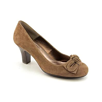 Amazon.com: Sofft Grigny Color: Taupe Grey Suede Womens Size: 11