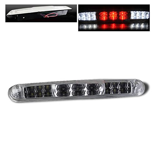 SPPC Chrome LED 3rd Brake Lights For Chevy Silverado : GMC Sierra (Third Brake Light Chevy Silverado compare prices)