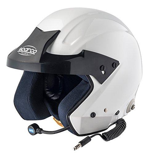 Sparco J-PRO i Helmet Sparco White