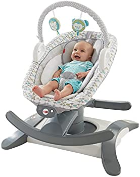 Fisher-Price 4-in-1 Rock n Glide Soother