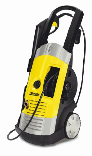 Karcher Modular Series 1850PSI Electric Pressure Washer with 25-Foot Hose and Hose Reel, K 5.85 M Plus